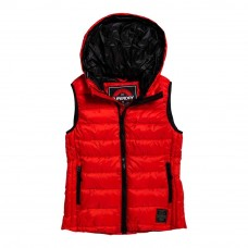 Superdry Core Gilet Red