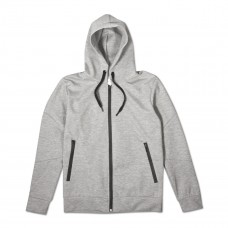 King Apparel Stepney Tech Tracksuit Hoodie Grey