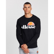 Ellesse Succiso Crew Sweat Anthracite