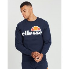 Ellesse Succiso Crew Sweat Navy