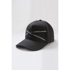 Emperor Apparel Tape 940 Snapback Black