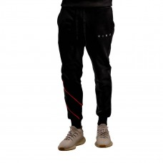 King Apparel Tennyson Tracksuit Pant Black