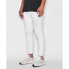 Nena and Pasadena Destroyer Pant White