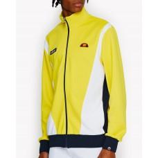 Ellesse Vilas Track Top Yellow