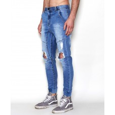 Kiss Chacey Messiah Denim Jeans Zephyr